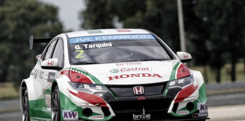 WTCC Le Castellet: Tarquini al comando nei test del venerdì