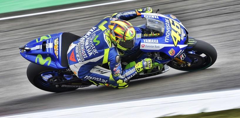 Valentino Rossi re di Assen, secondo Marquez, terzo Lorenzo
