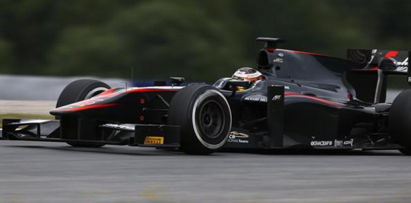 GP2 Red Bull-Ring: il solito Vandoorne in qualifica, prima fila tutta ART