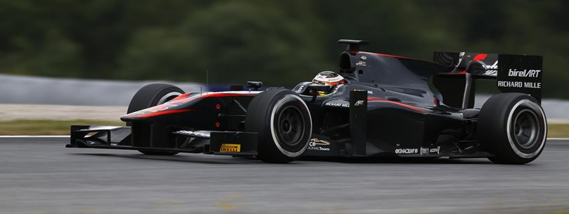 GP2 Red Bull-Ring: il solito Vandoorne in qualifica, prima fila tutta ART