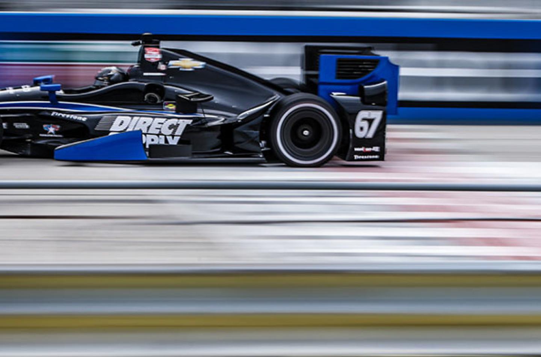 Indycar 2015, Newgarden il più veloce nelle libere di Milwaukee