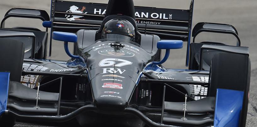 Indycar 2015, ancora Newgarden al top nelle libere