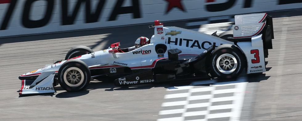 Indycar 2015, in Iowa la pole va a Castroneves