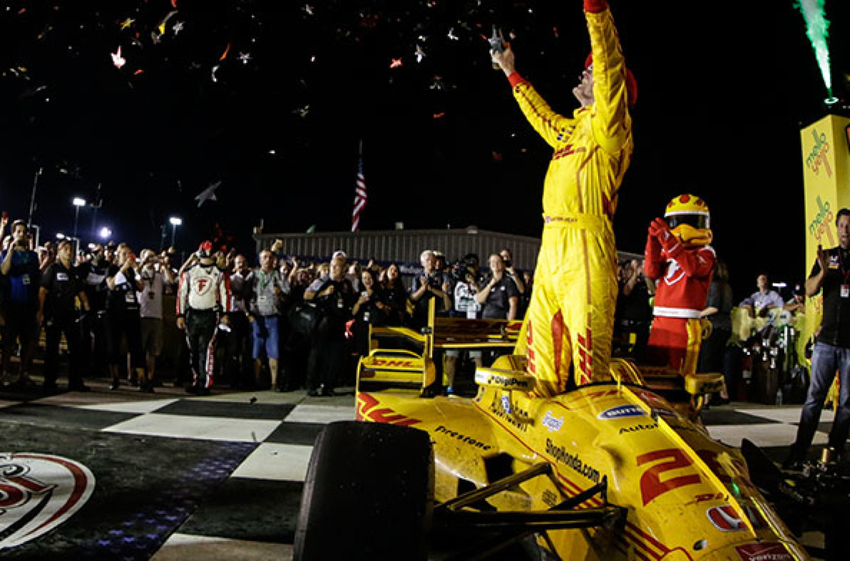 Indycar 2015, a Newton risorge Hunter-Reay