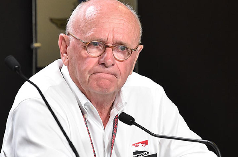 IndyCar, si dimette il presidente Derrick Walker