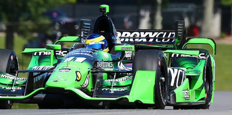 Indycar 2015, Bourdais apre le danze a Mid-Ohio