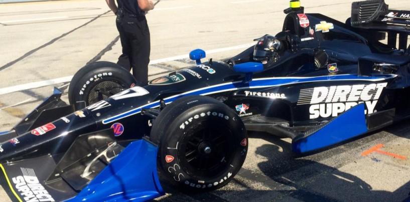 Indycar 2015, Newgarden non si ferma più, anche la pole è sua