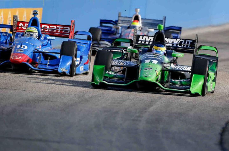 Indycar 2015, la vettura di Bourdais trovata sottopeso dopo Milwaukee