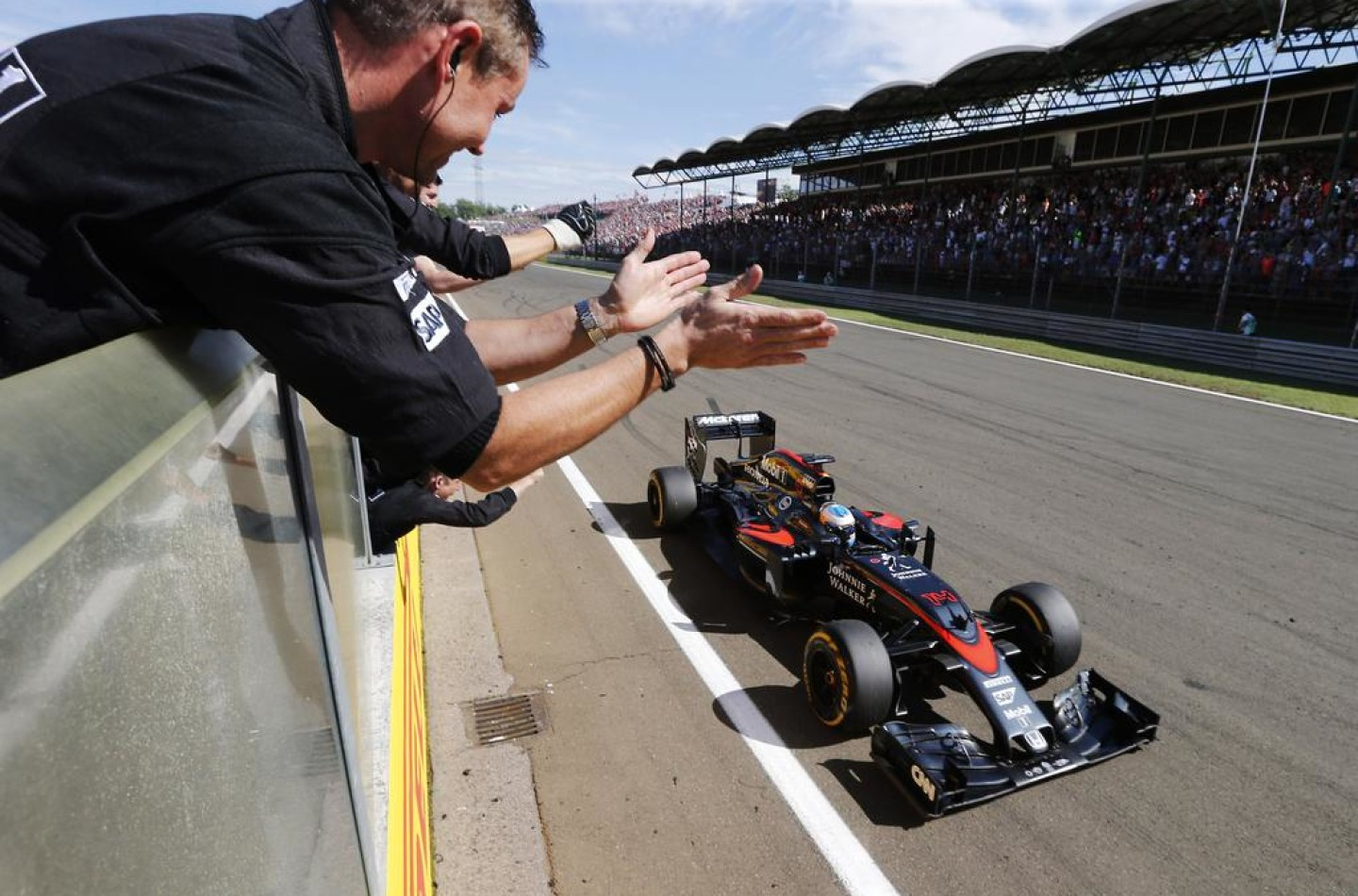 McLaren attesa da un weekend difficile a Spa