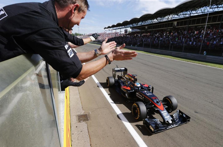 McLaren attesa da un weekend difficile a Spa