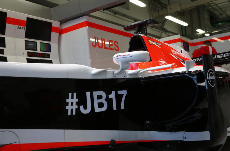 La Fia ritira il numero 17 di Jules Bianchi