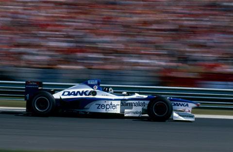La quasi vittoria di Damon Hill a Budapest 1997