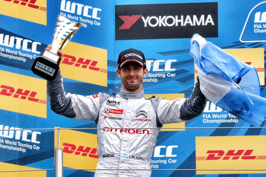 WTCC Vila Real: López apre le ostilità nei test