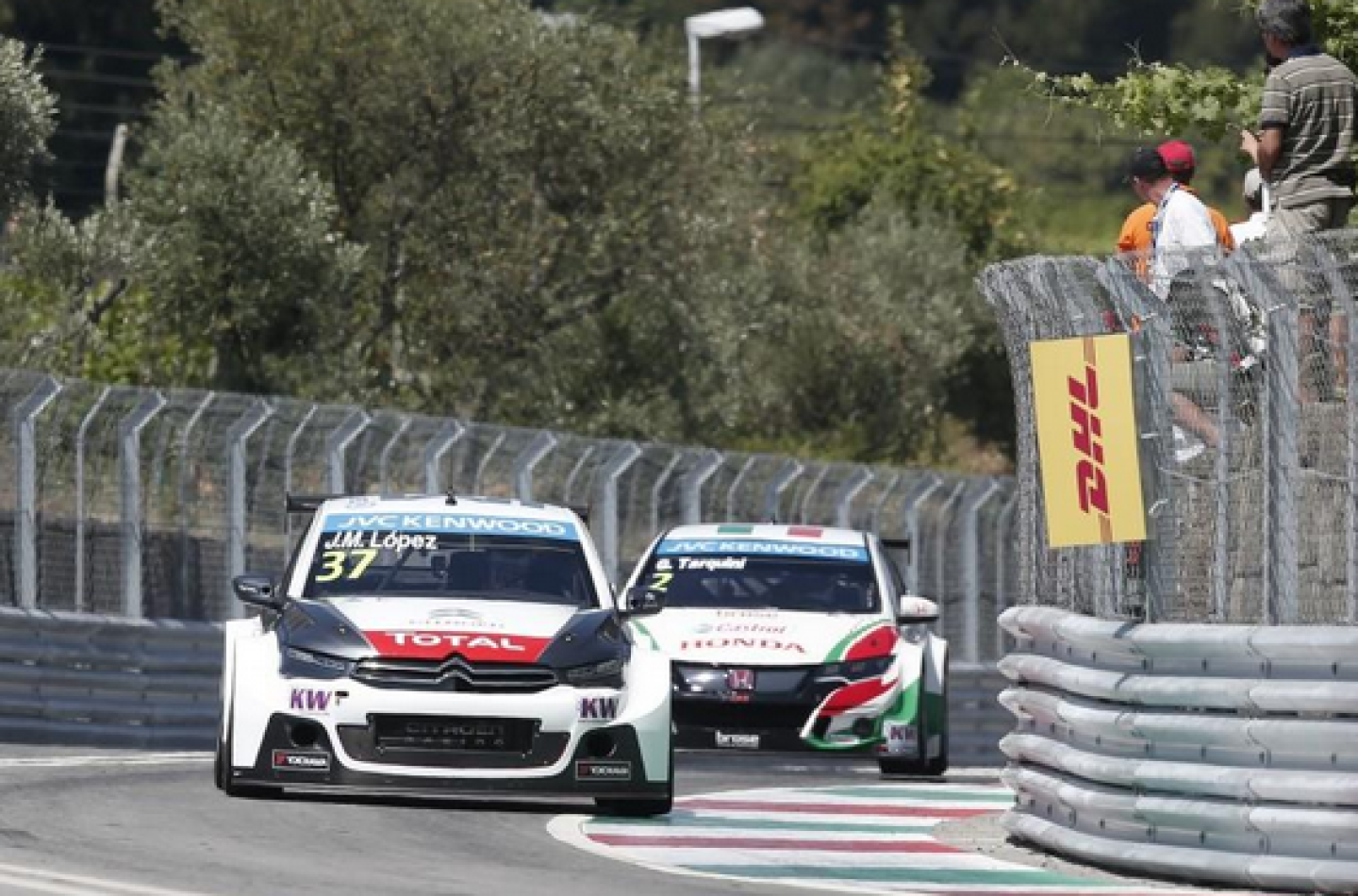 WTCC Vila Real: López vince gara-1 dalla pole position