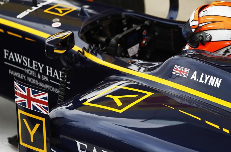 GP2 Hungaroring: prima pole per Lynn, bene Marciello