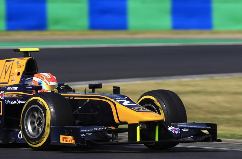 GP2 Hungaroring: doppietta DAMS con Lynn e Gasly