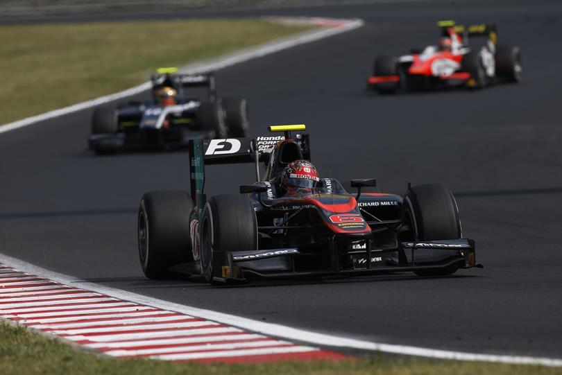 GP2 Hungaroring: è il turno di Nobuharu Matsushita