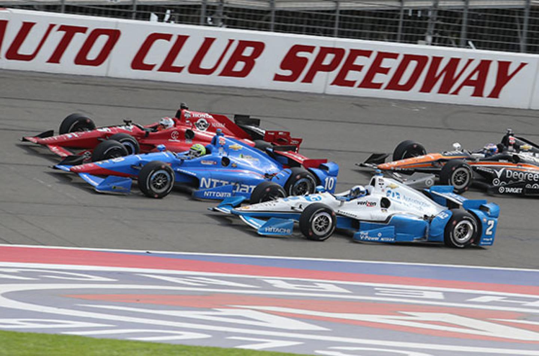 Indycar, Fontana fuori dal calendario 2016