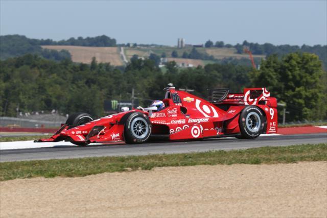 Indycar 2015, mostruoso Dixon, pole e record della pista a Mid-Ohio