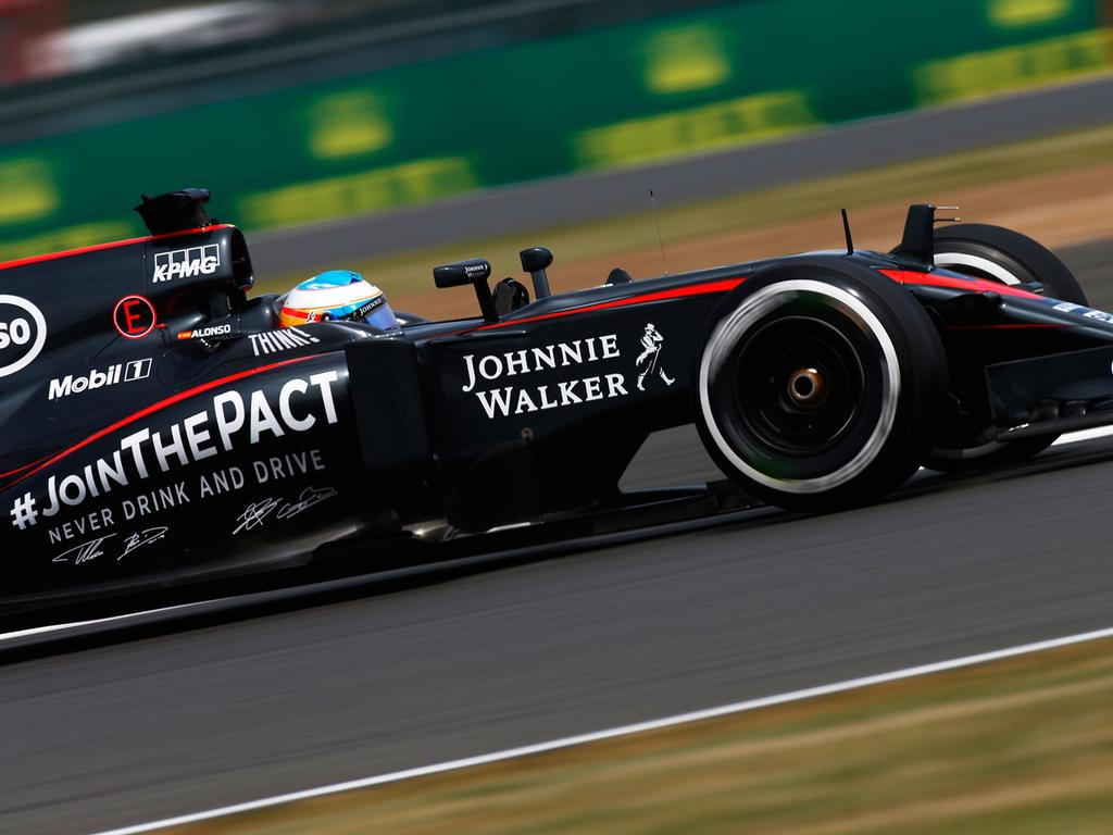 F1 | Mclaren testerà in ottica 2016 nei test di Abu Dhabi