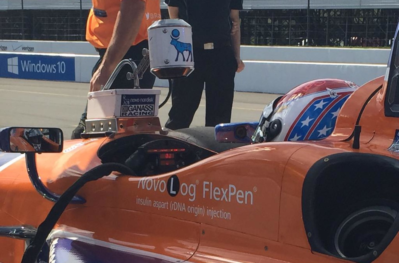 Indycar, Kimball e Karam al comando nelle libere a Pocono