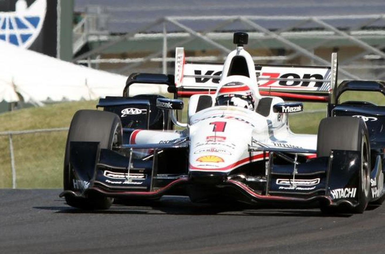Indycar, Power si prende l'ultima pole stagionale