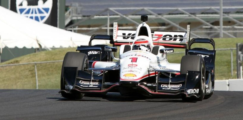 Indycar, Power si prende l'ultima pole stagionale