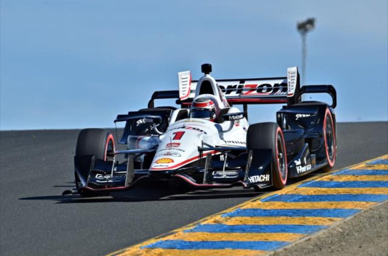 Indycar, Power primo anche al termine del warm up