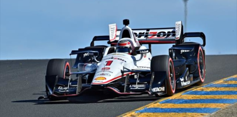 Indycar, Power primo anche al termine del warm up