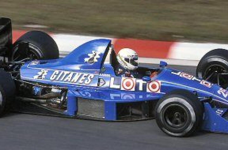 Passione F1: la Ligier JS 31 del 1988