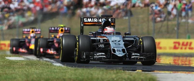 Force India, grande fiducia in vista di Spa