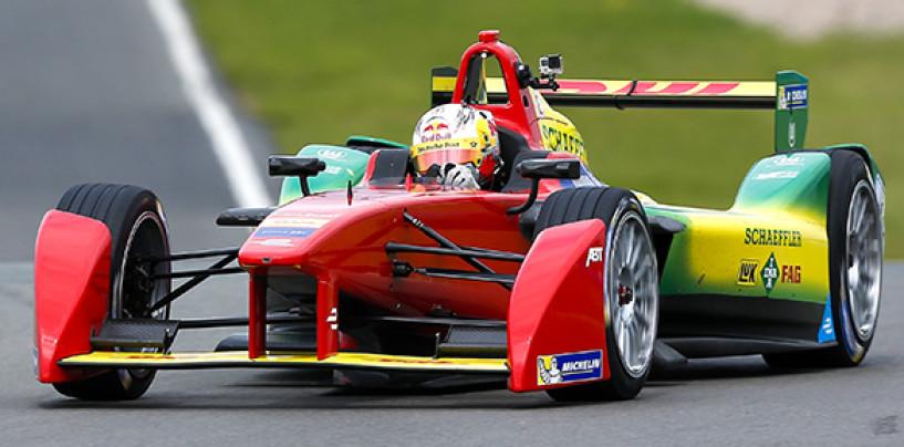 Formula E: Daniel Abt svetta a Donington