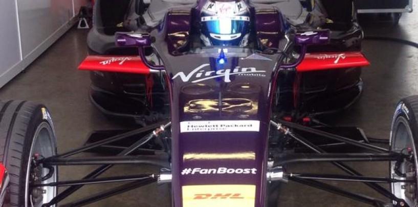 Formula E: Bird in testa nella penultima giornata