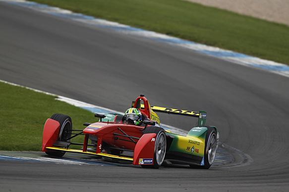 Formula E: è il turno di Lucas di Grassi nella quarta giornata