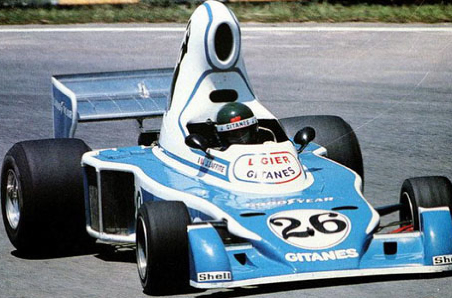 Il motorsport piange Guy Ligier