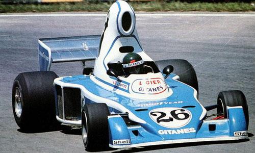 Il motorsport piange Guy Ligier
