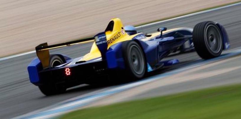 Formula E: Prost chiude i test, ma di Grassi rimane il più veloce