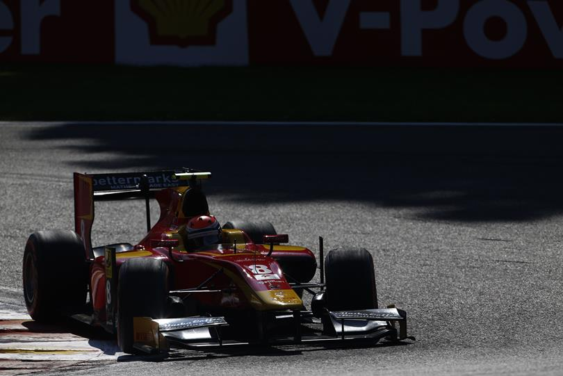 GP2 Spa-Francorchamps: Rossi vince nella doppietta Racing Engineering