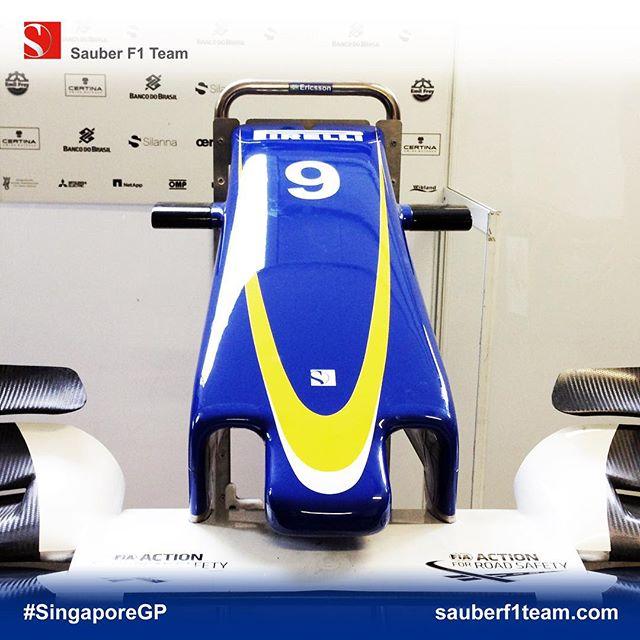 Nuovo muso per Sauber a Singapore