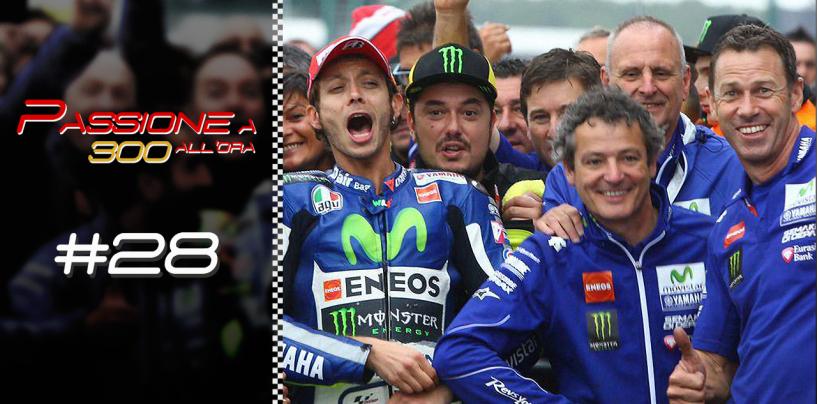 """Live ore 21.30 con la puntata #28: """"Rossi incanta a Silverstone, Dixon Campione"""""""