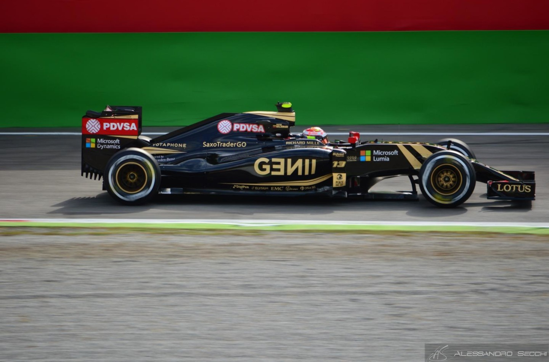 F1   GP Brasile, Maldonado: un incidente di gara con Ericsson