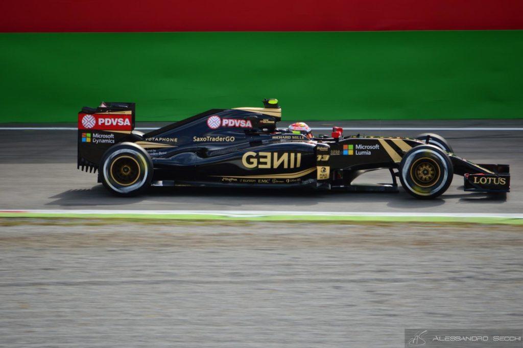 F1 | GP Brasile, Maldonado: un incidente di gara con Ericsson