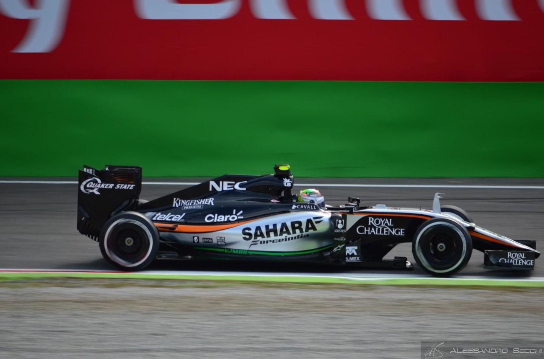 Force India: nuovi aggiornamenti nel GP del Messico
