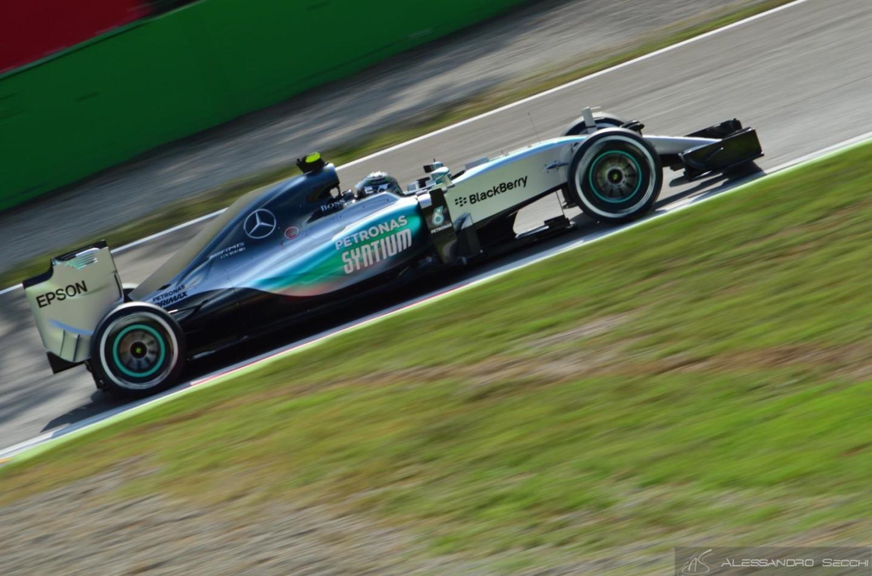 Power unit aggiornata per Rosberg a Singapore