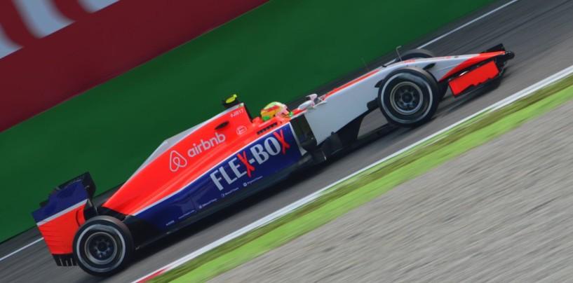 F1   Manor, Merhi: gareggiare così diventa stancante