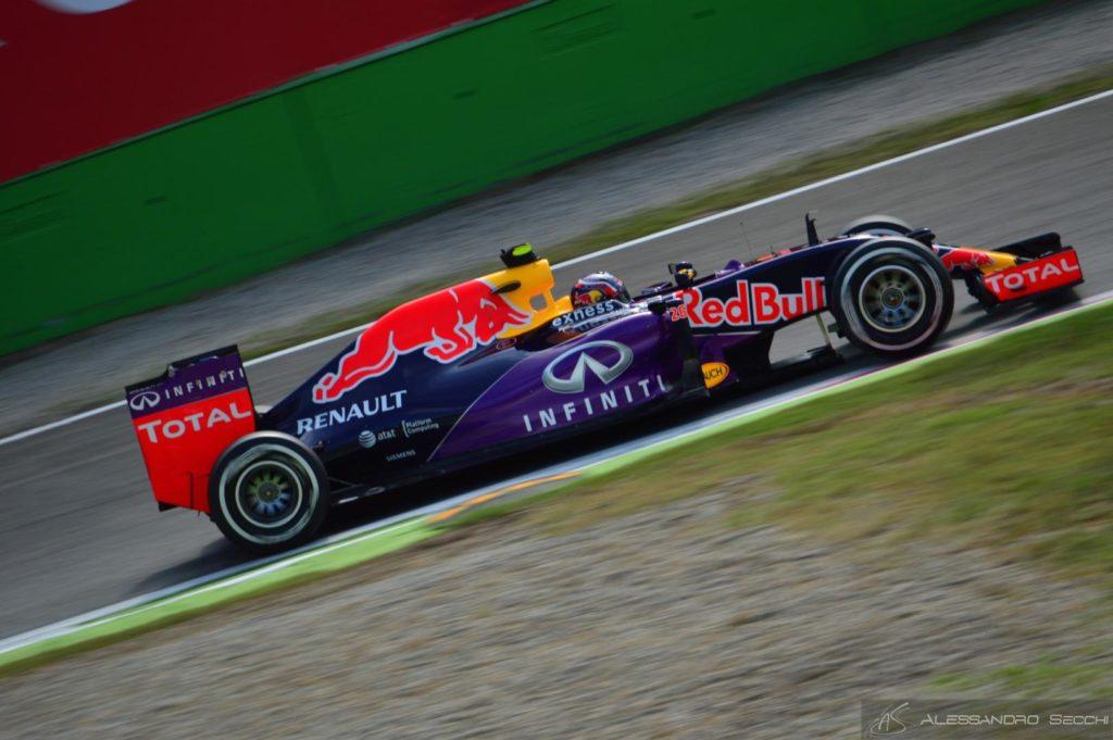 Red Bull, Daniil Kvyat: