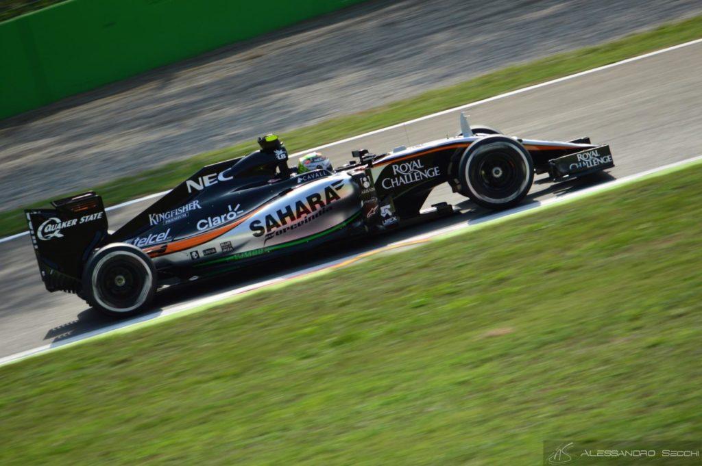 F1 | Force India, Perez: puntiamo a battere Red Bull e Williams nel 2016