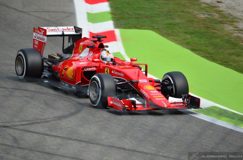 Ferrari, Vettel: provare oggi non è stato così facile