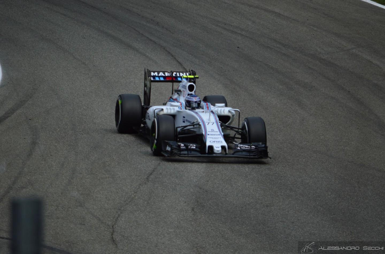 F1 | GP Brasile: penalità per Valtteri Bottas
