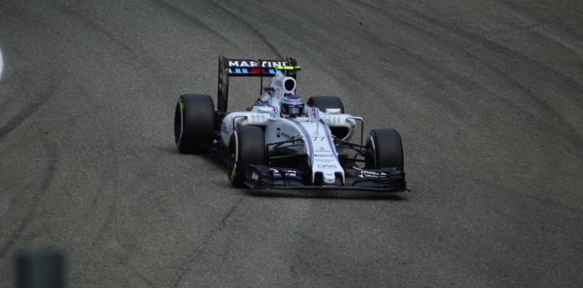 F1 | Williams: corretta l'uscita di Valtteri Bottas dai box